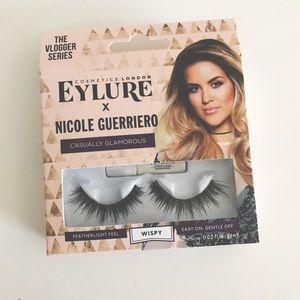 NEW Eyelure x Nicole Guerriero Eyelashes