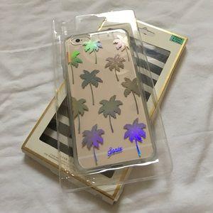 promo code b5470 a583a Sonix Palm Trees iPhone 6 Plus Case NWT