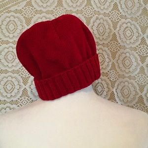 Faded Glory Accessories - Red Toboggan