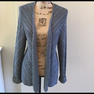 Kate Hill Other - 🌻🍄 KATE HILL 🍄🌻 Gorgeous cardigan Awesome blue