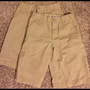 Old Navy Other - Khaki Short Pants / School Uniform