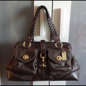 RARE Coach Daphne 3569 LIMITED EDITION Leather Bag