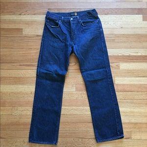J. Crew Slim Straight Denim Jeans (Men's)