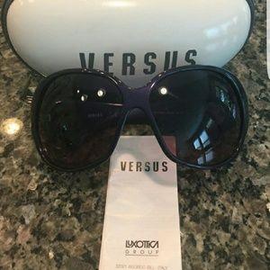 Versus By Versace Accessories - Purple Versace Versus