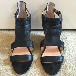 Sole Society Shoes - Sole Society Wedge Sandal