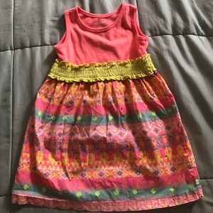 Kidgets Other - Bright sundress with sequin detail