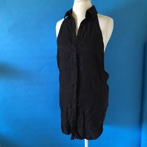 Nasty Gal Dresses & Skirts - Tank blouse dress - L