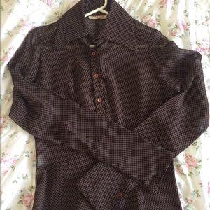 Maje Tops - 💥Maje Vintage Sheer Blouse NWOT! Never wear!