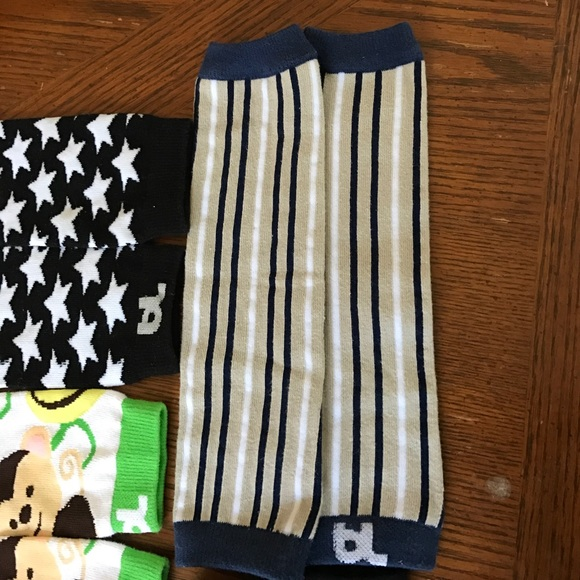 5 Pairs Baby Leg Warmers Like New 11 Inches From Meghanu0026#39;s Closet On Poshmark