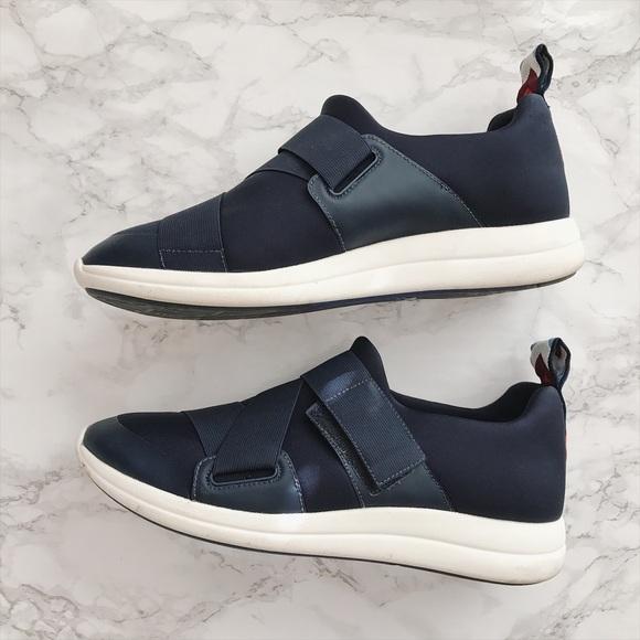 0bd6b62520489d Tory Sport Neoprene Sneakers. M 58bc446099086afc41009bca