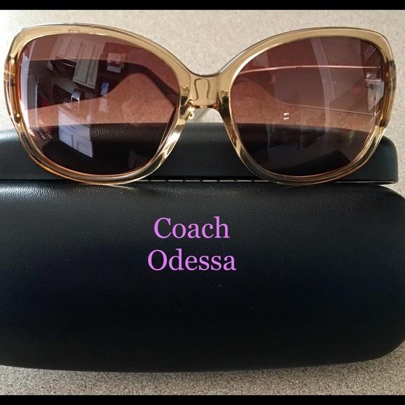 5833597bb3ee Coach Accessories | Odessa Sunglasses | Poshmark