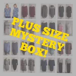 Mystery Box Dresses & Skirts - Plus size mystery boxes!