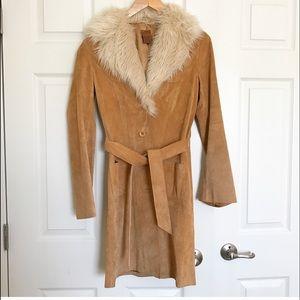 Arden B • Swede Leather Jacket