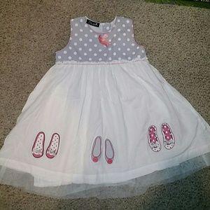 Blossom Other - Girls ballerina dress