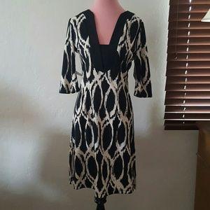 Melissa Masse Dresses & Skirts - Melissa Masse print dress NWT