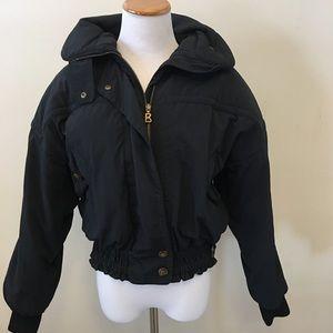 Bogner Jackets & Blazers - Bogner Black Ski / Winter Parka Jacket