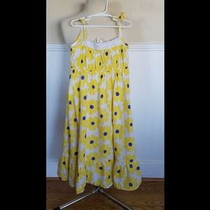 Mini Boden Other - MINI BODEN YELLOW DAISY DRESS HARD TO FIND!