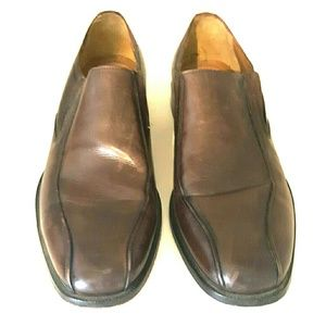 Bostonian Other - Bostonian Brown Slip On Loafers Shoes Size 10M