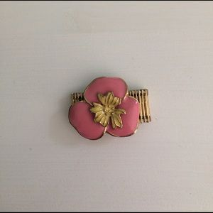 Lilly Pulitzer Jewelry - Lilly Pulitzer flower ring