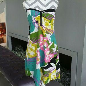 Roxy Dresses & Skirts - Sassy floral print ROXY dress