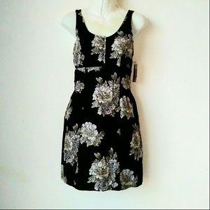 Kimchi Blue Dresses & Skirts - Kimchi Blue Floral Print Sleeveless Dress nwt