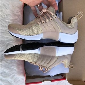 wholesale dealer 403ca 1a9d7 Nike Shoes - NIKE AIR PRESTO LINEN LIMITED EDITION COLOR Sz 8