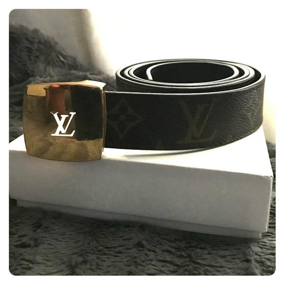 3780a02b1780 Louis Vuitton Other - Men s size 34 Louis Vuitton belt.
