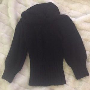 Bebe 3/4 sleeve sweater