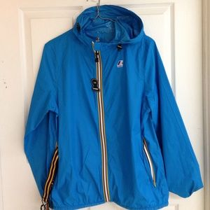 K-Way Jackets & Blazers - K-WAY 3.0 Claudette Waterproof Windbreaker