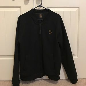Drakes Other - Octobers very own classic fleece bomber jacket