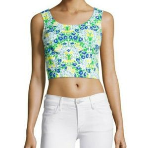 Plenty by Tracy Reese Tops - MORE RDUCED NWT Plenty by Tracey Reese crop top