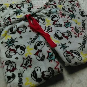 Peanuts Other - Peanuts Snoopy Lounge Pants