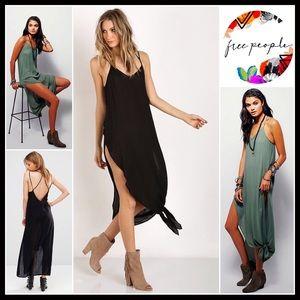 ❗️1-HOUR SALE❗️FREE PEOPLE Maxi Slip Dress