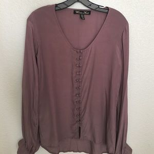 Winter Kate Tops - Winter Kate silk blouse