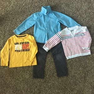 Other - Bundle of 4 (3-4years old)
