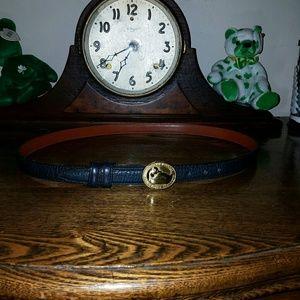 Dooney & Bourke Accessories - Rare vintage Dooney and Bourke belt size 32 M
