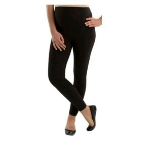 Great Expectations Pants - Great expectations maternity full panel leggings