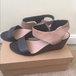 Camper Shoes - Camper leather two tone sandals size 41