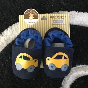 Carter's Other - Newborn baby slippers