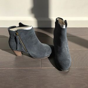 Sole society Justina bootie
