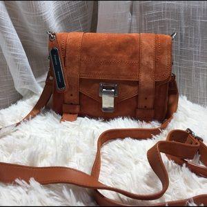 Proenza Schouler Handbags - Proenza Schouler Mini PS1 Suede