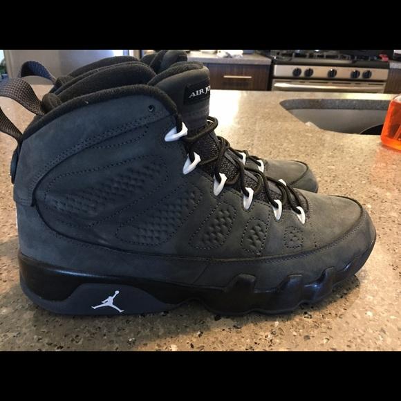 8c67cdb4c09ea4 ... size 10.5. Jordan Other - Air Jordan 9 Retro  Anthracite  ...