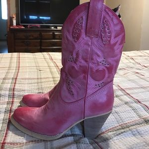 Very Volatile Shoes - Very Volatile western boots