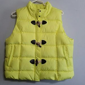 Arizona Jean Company Jackets & Blazers - Ski Puffer Vest for Spring Break