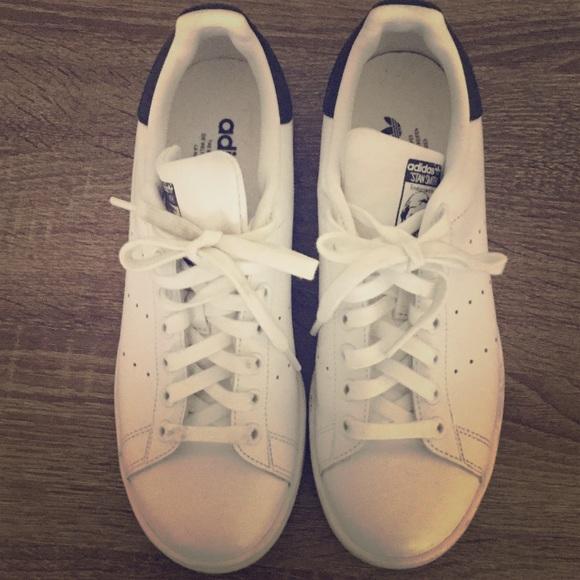Zapatillas adidas Stan Smith usado dos veces poshmark