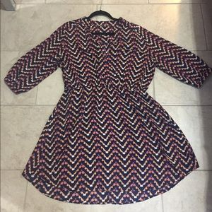 Mossimo Supply Co. Dresses & Skirts - Target Patterned Dress 💕