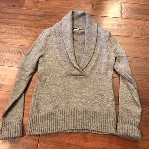 J.crew wool pull-over sweater