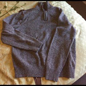 GAP Other - Gap men's soft heather gray sweater