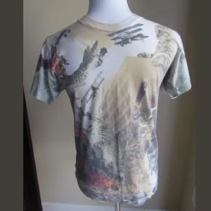 Ocean Current Other - Ocean Current Faded Men's Tee size small