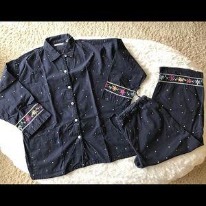 PJ Salvage Other - PJ Salvage Cropped Pajamas